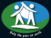 Das Logo von Help the poor on earth